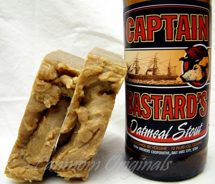 Swig of the Pig Oatmeal Oatmeal Stout All Natural #Vegan Soap by Lanmom Originals at www.BountifulSoap.com
