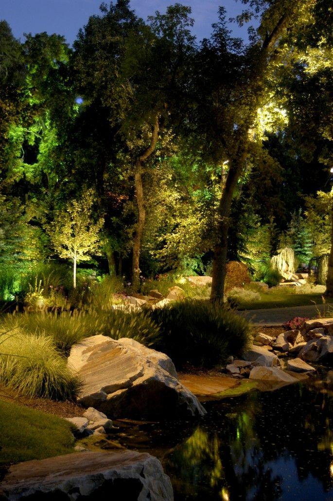 Professional Landscape u0026 Tree Lighting | Park City u0026 Salt Lake City UT | Brite Nites | Landscape Lighting | Pinterest | Salt lake city ut Park city and ... & Professional Landscape u0026 Tree Lighting | Park City u0026 Salt Lake ... azcodes.com