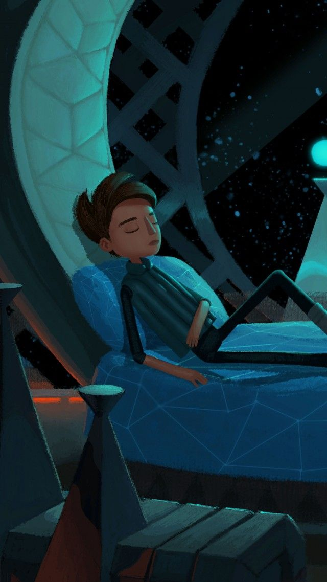Broken Age a new adventure game by Tim Schafer and Double Fine