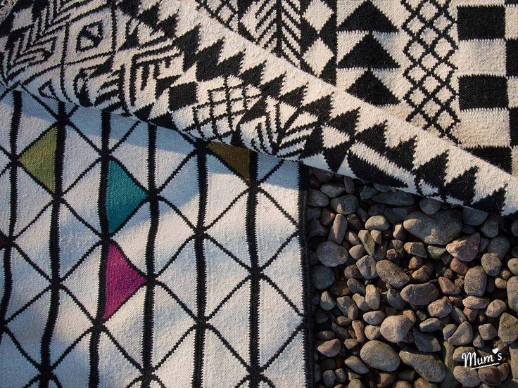 MUMs rug VERKKO_Any size possible custom made