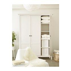 HEMNES Wardrobe With 3 Doors