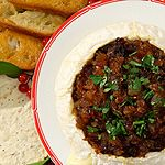 Baked Brie with Cranberry Caramelized Onions - Canadian Living