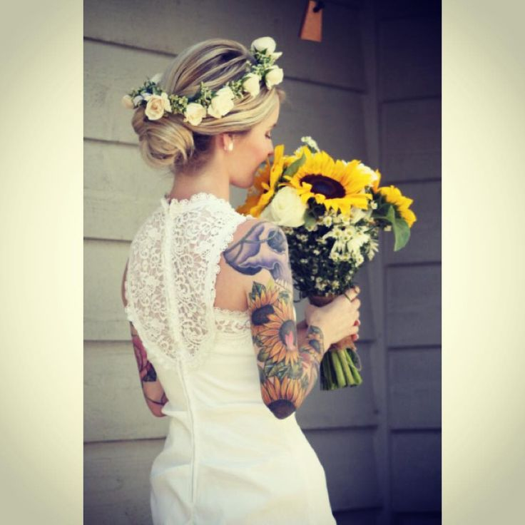 Tattoos & Sunflowers                                                       …