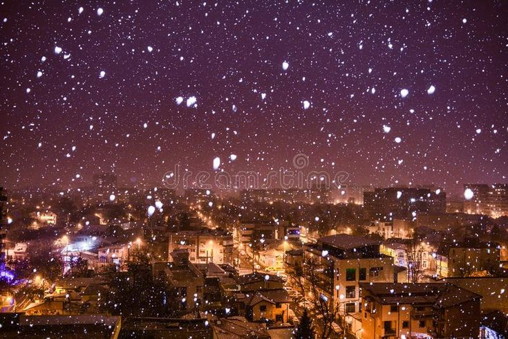 Download Snow-time in Bucharest stock photo. Image of blue, seasonal - 106575860