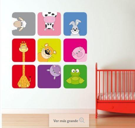cuadros para habitacion infantil - Buscar con Google