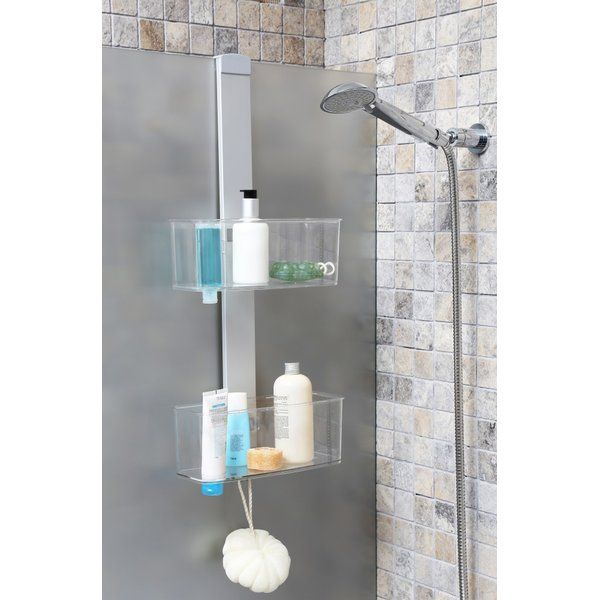 Kubrick Shower Caddy Shower Caddy Corner Shower Caddy Craftsman Bathroom