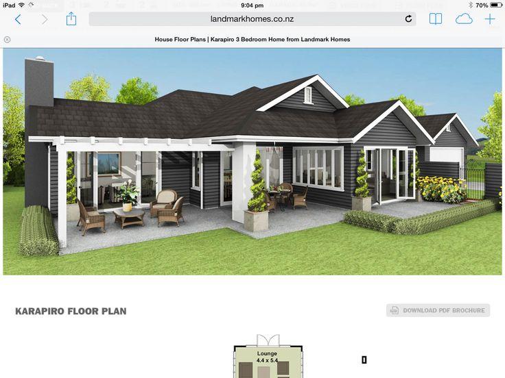 Landmark homes nz
