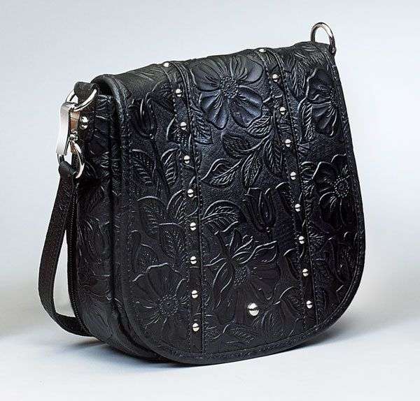 Simple Bling Concealed-Carry Handbag