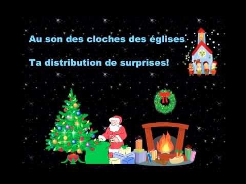 Chanson: Petit Papa Noel, Carmen Campagne (avec les paroles)
