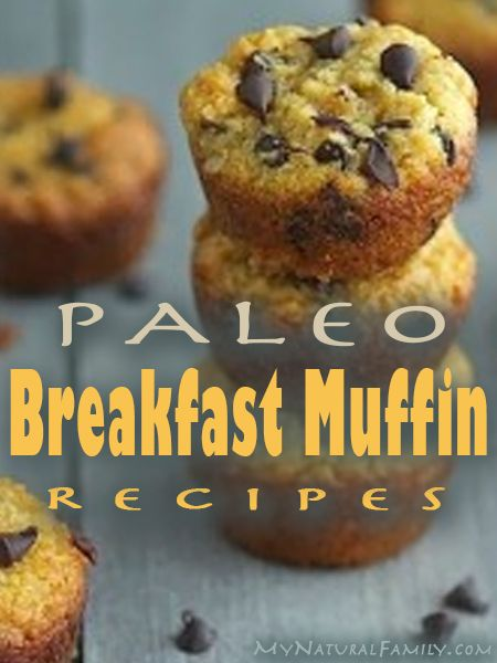 25 Paleo Breakfast Muffins Recipes