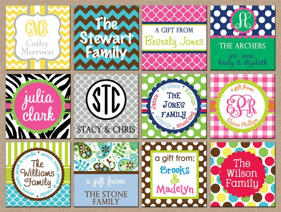 64 best stationery, stickers & labels images on Pinterest ...