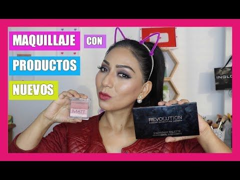 MAGLAM BY MALEISA: MAQUILLAJE CON PRODUCTOS NUEVOS (CATRICE, MAC, MAYBELLINE)