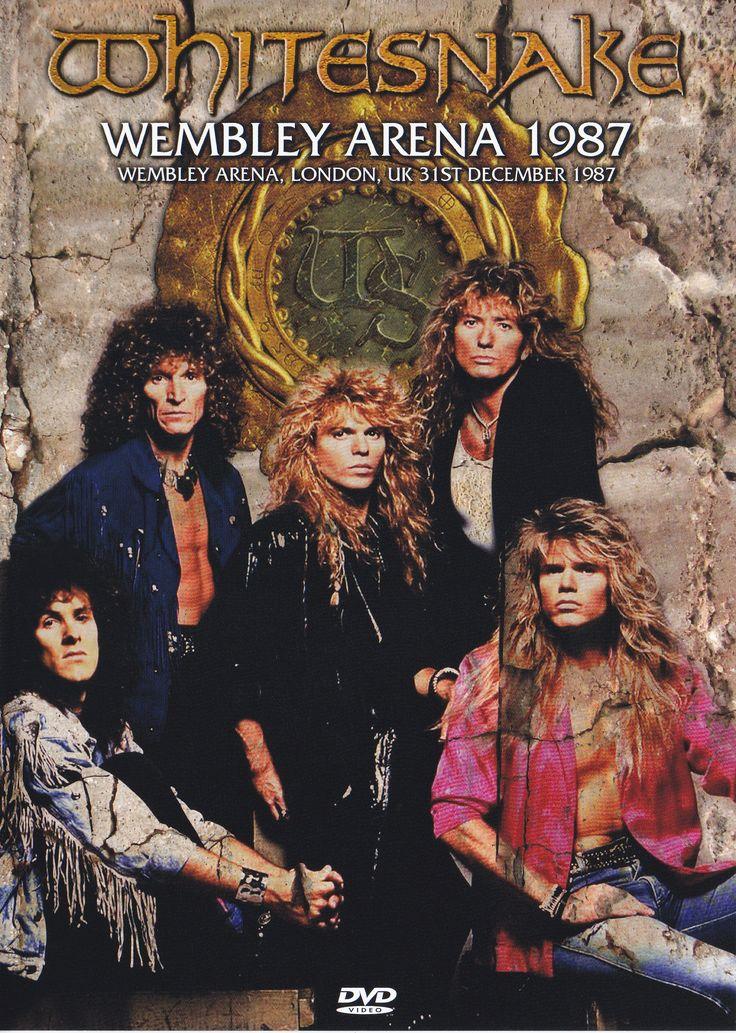 Whitesnake 1980   Whitesnake / Wembley Arena 1987 / 1DVD – GiGinJapan
