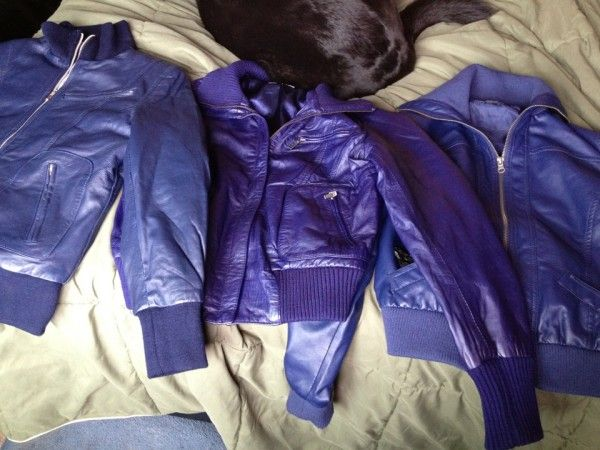 Tips for Rose Tyler pieces from The Stolen Earth and Journey's End... including good alts for the purple jacket.