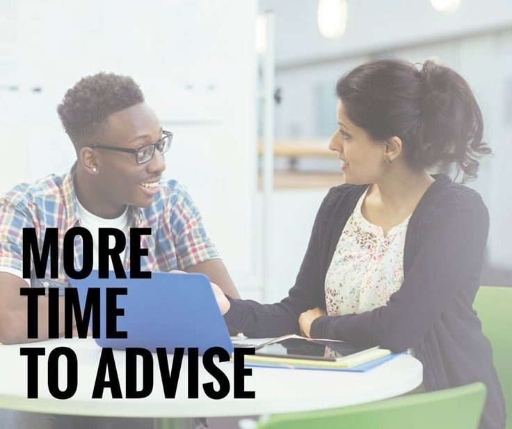 College Counselors - College Kickstart gives you more time to do what you do best - advise.