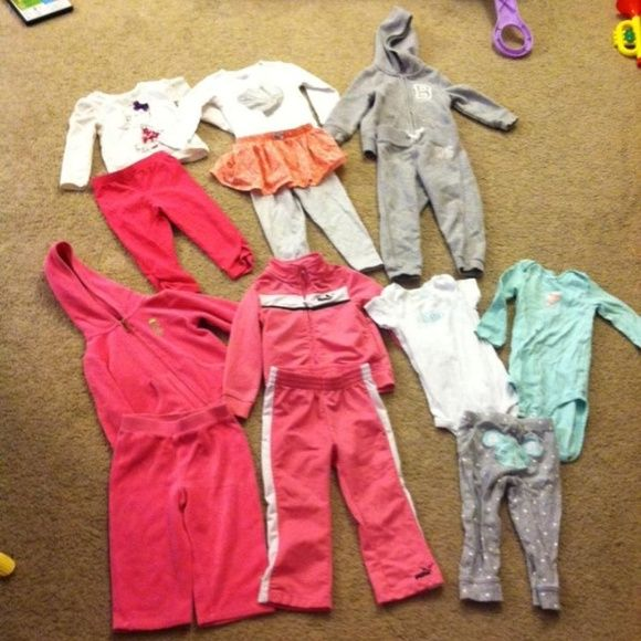 18 month baby girl clothes Super cute 18 month baby girl