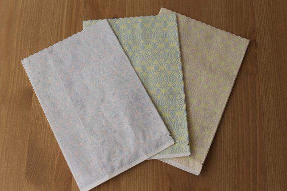 Paper kraft bags patterned bustine kraft decorate per di PickaPack