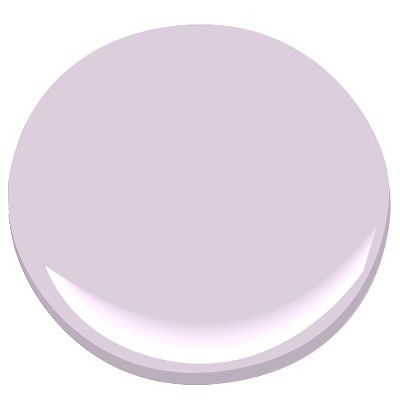 1388 Spring Lilac In 2018 Ideas For The House Benjamin Moore Paint Colors Bedroom