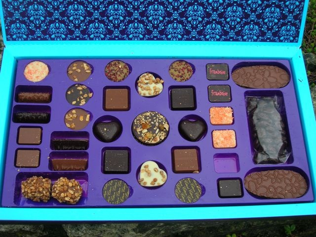Chocolate Log Blog: French Chocolates by Post - Three Box Giveaway #16