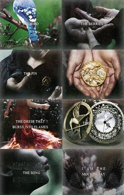 Katniss everdeen the mockingjay