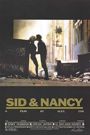 Sid and Nancy (1986) I love a good train wreck love story <3