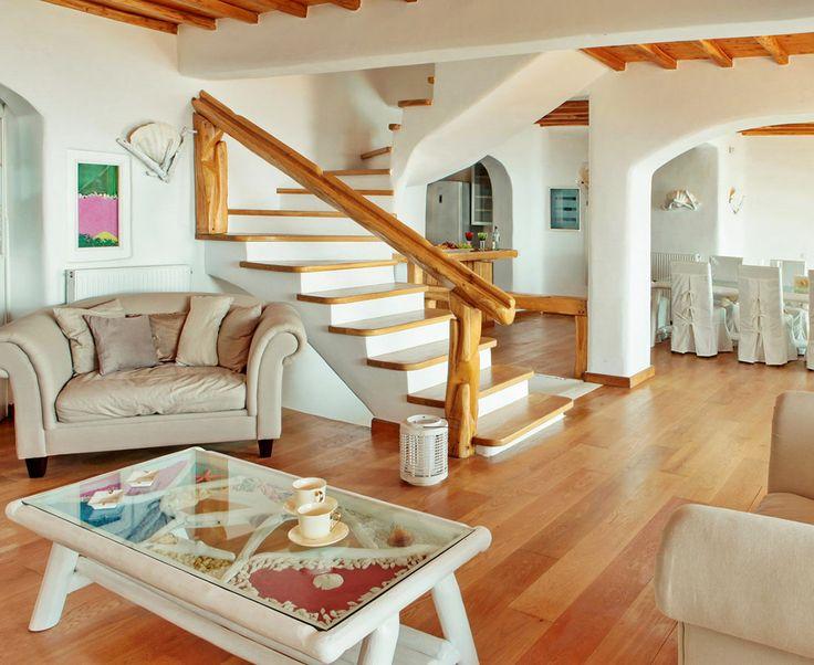 Urania Villa Living Room