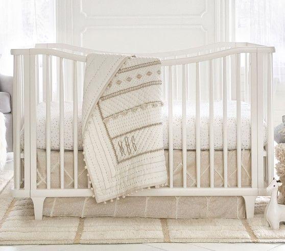 Micah Metallic Baby Bedding Baby Bedding Sets Baby Boy Bedding