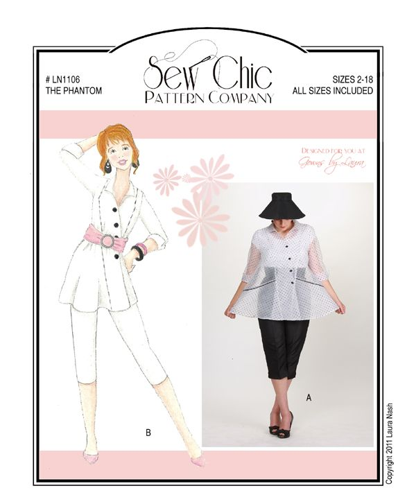Chic Sewing Patterns - Patterns Kid