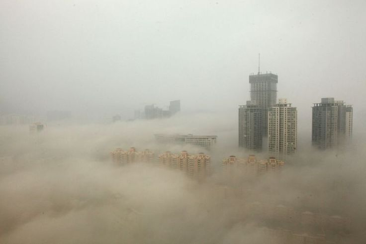 23 Photos Really Ram Home How Bad the Pollution in China Has Gotten