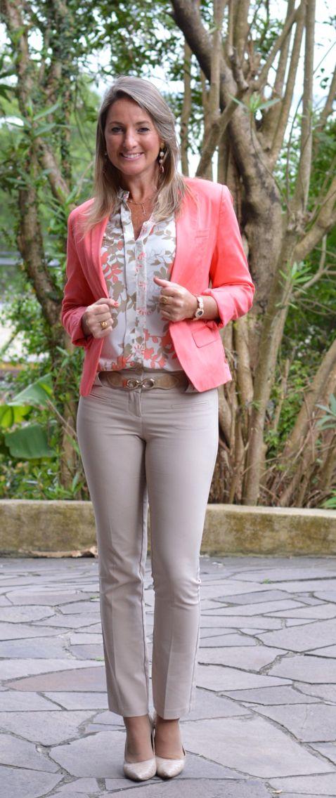 Look de trabalho - look pra trabalhar - work wear - office outfit - work outfit…