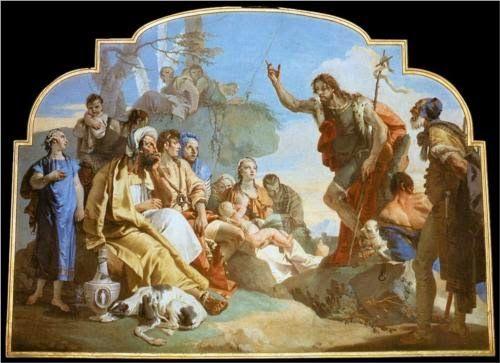 Little Shepherd : Guest Blogging at Bible Bites for Teens -Beheading of John the Baptist