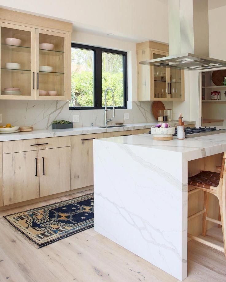 This Unexpected High Contrast Trend Is Detecting Kitchen Cabinets Bestwaytocleankitchencabinets Cab Kitchen Cabinet Trends Kitchen Design Kitchen Renovation