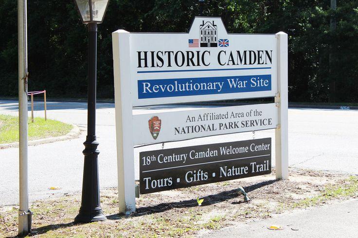 South Carolina: Historic Camden Revolutionary War Site