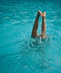 Czas się wreszcie wziąć za siebie. Wybrałem już sport, który zamierzam uprawiać. Start w przyszłym tygodniu ;) #swimming