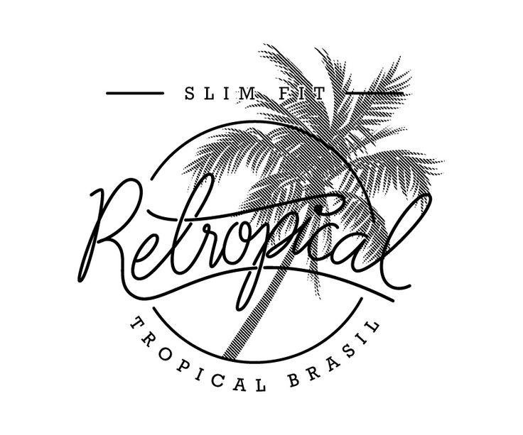 SerialThriller™ — Internal Print for Tropical Brasil - Retropical