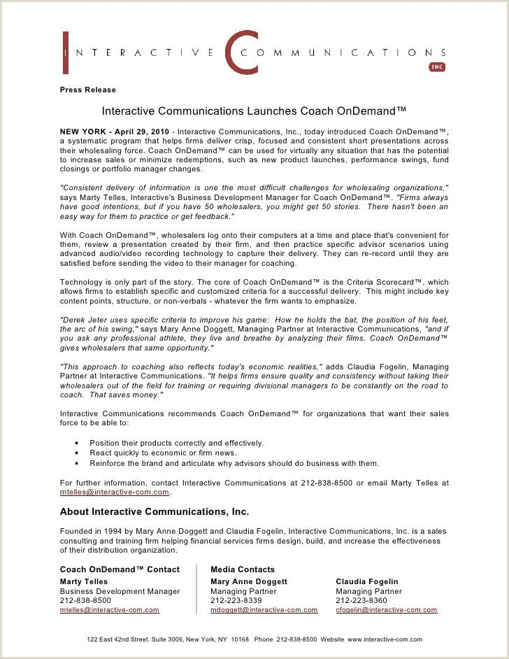 New Website Press Release In 2020 Press Release Writing A Cover Letter Changing Jobs