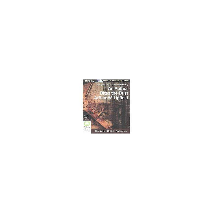 Author Bites the Dust (Unabridged) (MP3-CD) (Arthur William Upfield)