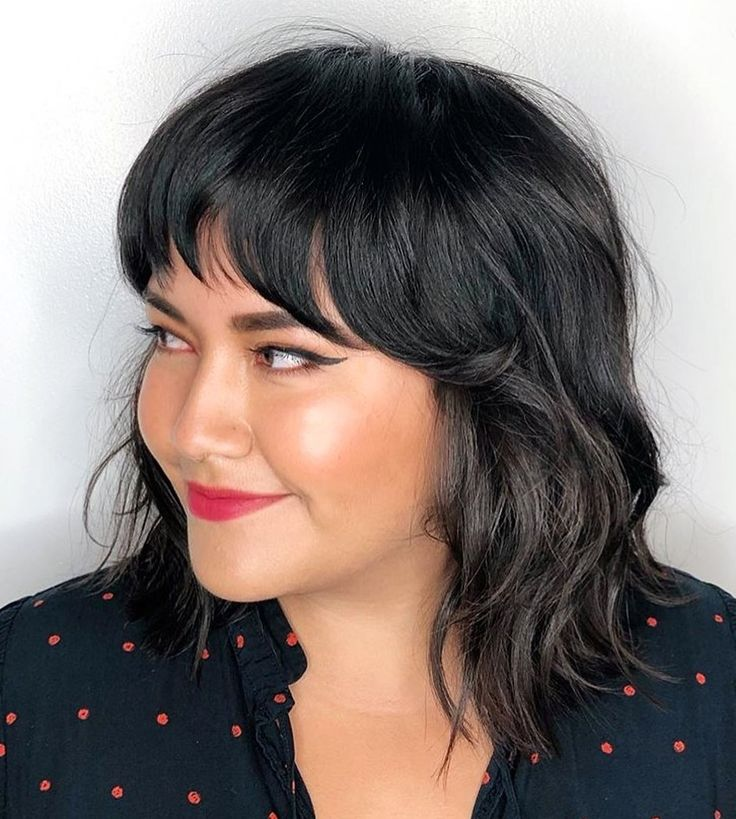 50 trendy haircuts and hairstyles with bangs in 2020