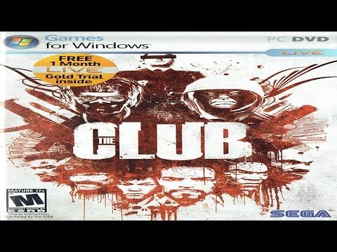 The Club Windows Vista Gameplay (Sega 2008) (HD) - YouTube