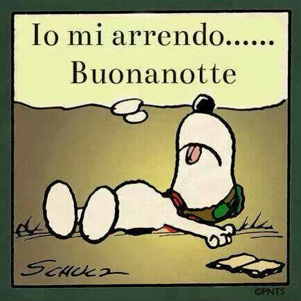 Mi arrendo, dolce notte ★★★ Italian: Mi arrendo! English: I give up! Serbian: Odustajem!