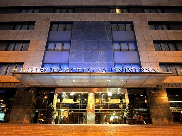 Silkway Tour - Barcelona Universal Hotel
