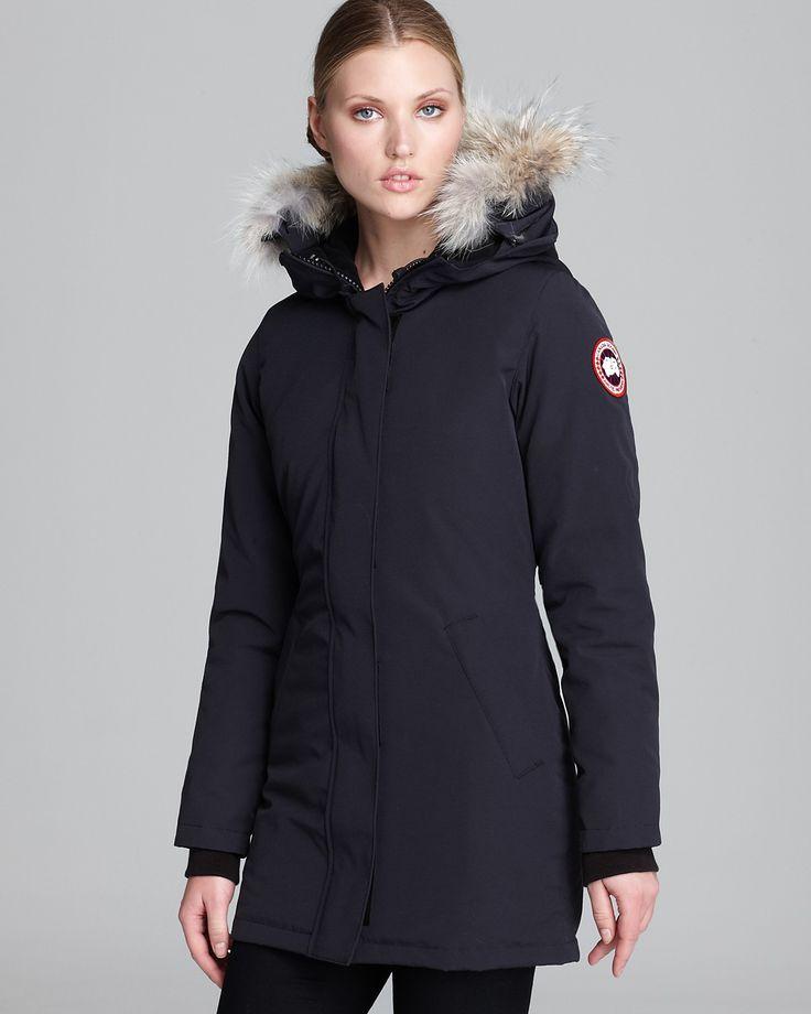 Canada Goose Victoria or Kensington Coat | one can dream...