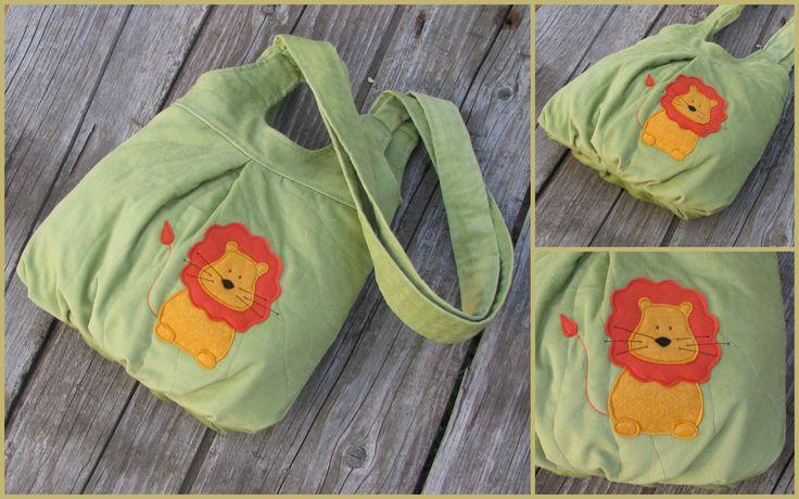 Little lion from patonaifabian design
