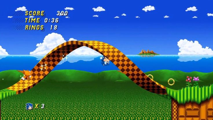 This fan made Sonic 2 HD remake looks amazing!