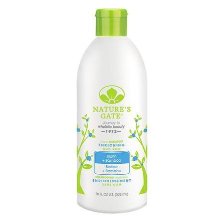 Nature's Gate Biotin Enriching Shampoo - 18 fl oz