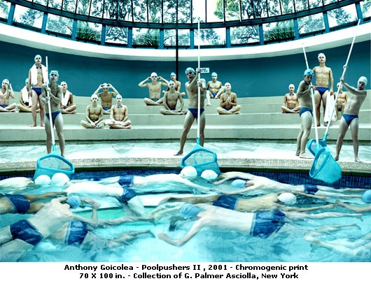 Anthony Goicolea Pool Pushers