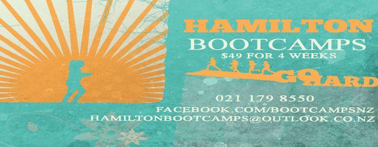 Home - Hamilton Bootcamps