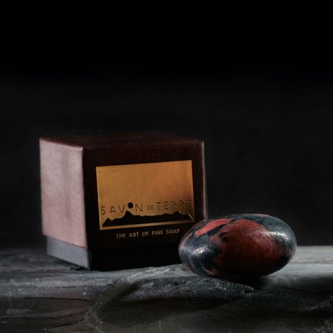 Sweet Marble Stone Soap £19  Delight in the sweetness of coconut, vanilla and vetiver.