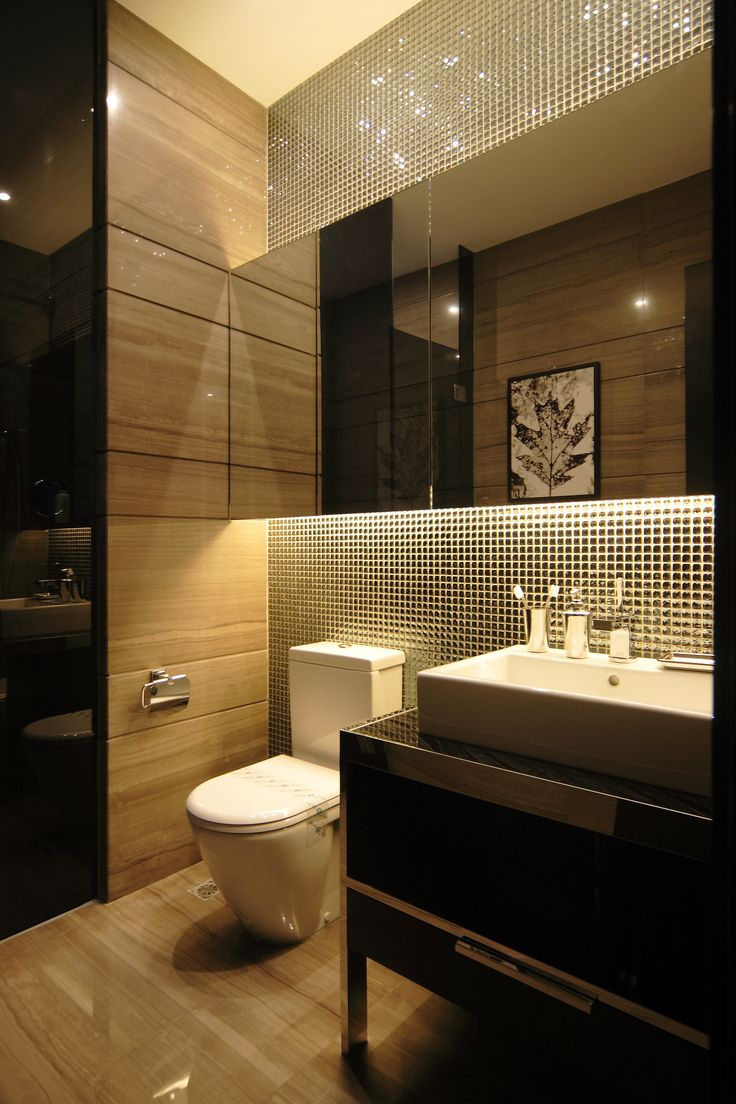 Ce5d9bd28bfa3056a6716d42d1fd3042 2592x3888 Design BathroomBathroom IdeasToiletInterior DesignLightingPowder