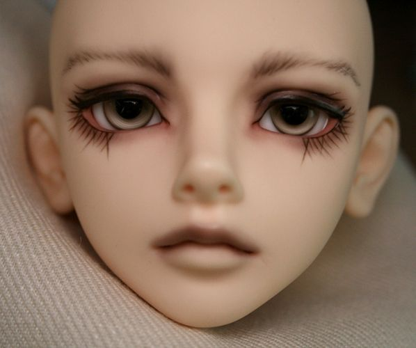 How To Paint Baby Dolls Faces